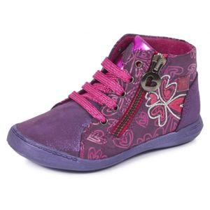 BOTTINE Agatha Ruiz de la Prada Boots roses 161954A