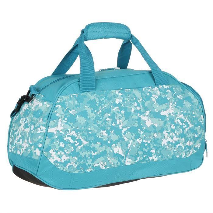 Athli Tech Sac De Sport Fitness Bag Col 2 Bleu Et Blanc Bleu Et