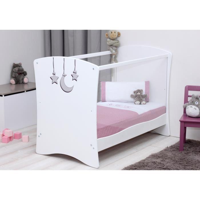 lit bebe at4 prix. Black Bedroom Furniture Sets. Home Design Ideas