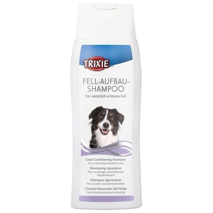 TRIXIE Shampoing réparateur 250 ml pour chien
