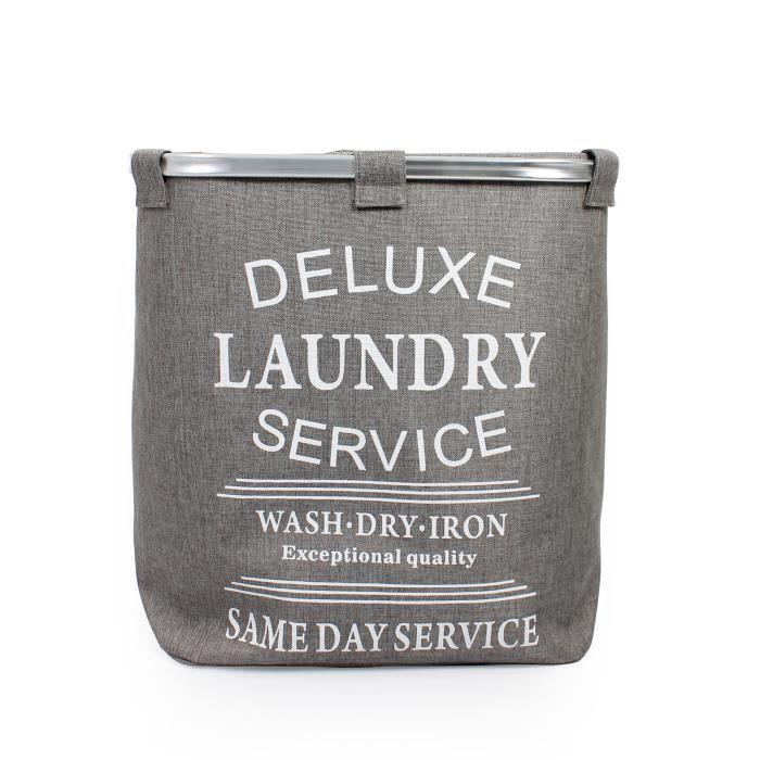 panier linge double achat vente panier linge. Black Bedroom Furniture Sets. Home Design Ideas