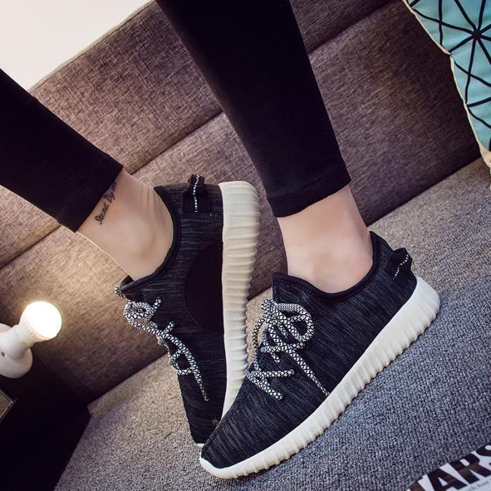 Mens Fashion Sneakers à lacets légers Athletic ... lKCNIyEAUT