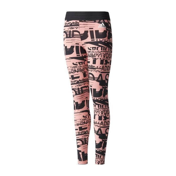 Adidas Performance Collants Sport Id Tactile Rose Collants ... a38d4786dcb