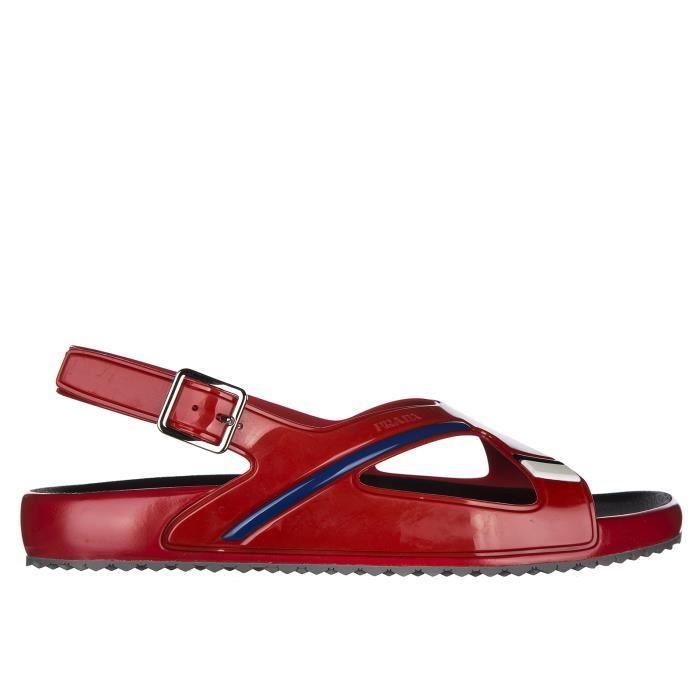 Sandales pour homme Prada