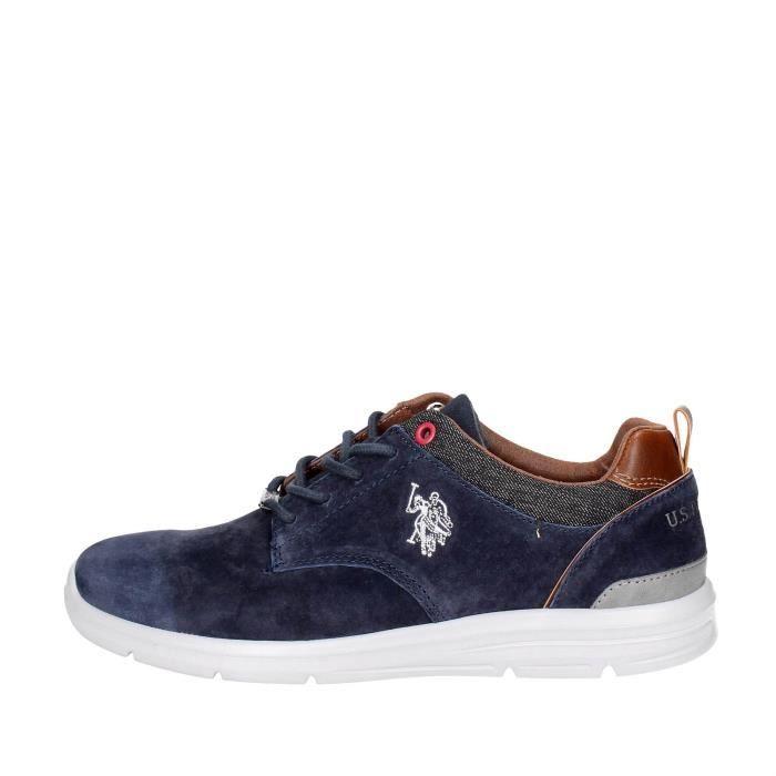 U.s. Polo Assn Sneakers Homme Bleu, 45