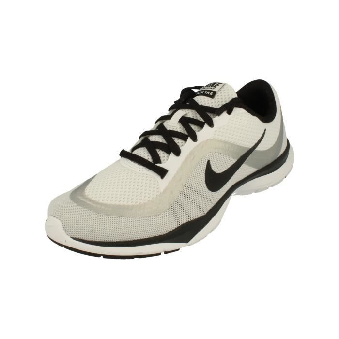 finest selection 80ee2 9f552 Nike Femme Flex Trainer 6 Running Trainers 831217 Sneakers Chaussures 102