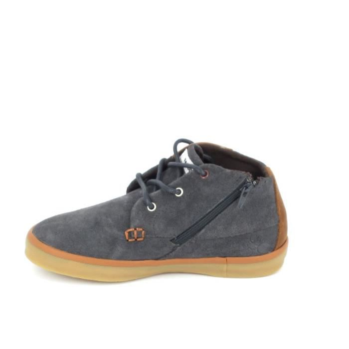 FAGUO Wattle Suede BB Gris iswEV