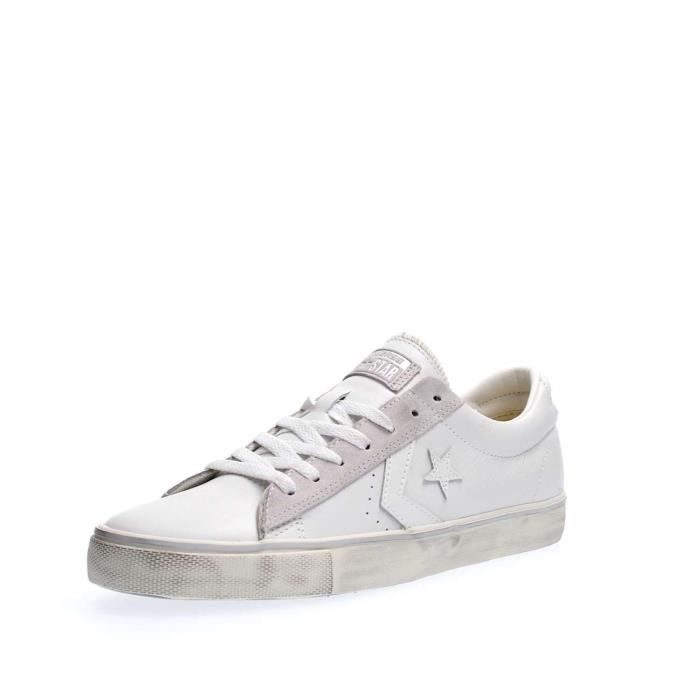 CONVERSE SNEAKERS Homme WHITE, 40.5