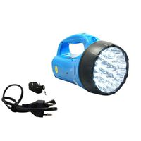 AMPOULE - LED Lampe torche LED RECHARGEABLE, double fonction