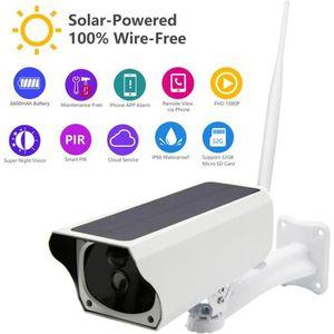758ec444063a1 CAMÉRA DE SURVEILLANCE Caméra 2MP Sécurité sans fil Surveillance à distan
