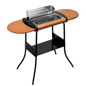 BARBECUE DE TABLE LAGRANGE 319003 CONCEPT  DELUXE Barbecue grill 40x