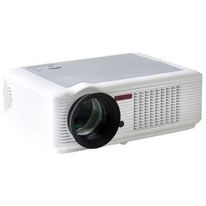 Vidéoprojecteur Luxburg® LUX2000 HD Ready LCD Projecteur 2000 Lume