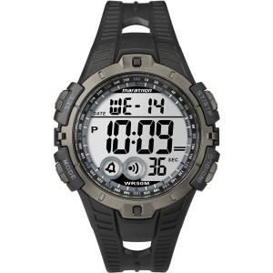 MONTRE Montre Timex Marathon noir/gris Homme T5K8024E-TU