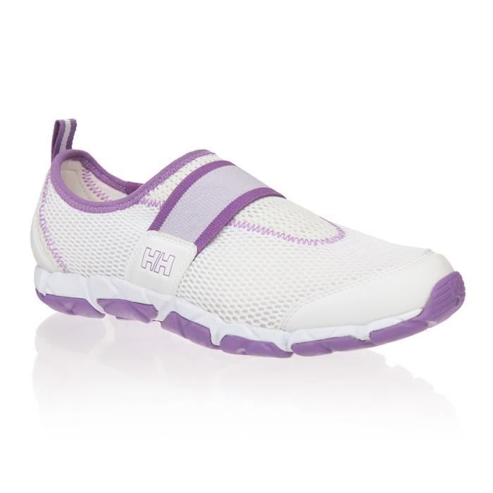 HELLY HANSEN Chaussures Plage Longe Cote The Watermoc 5 - Femme - Violet