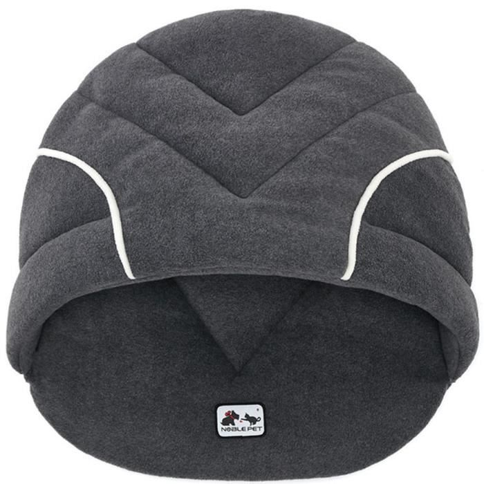 Toison Douce D'hiver Chaud Pet Dog Bed Petit Chien Chat Sac De Couchage Cave Puppy Lits Zy1463