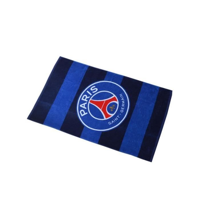 19e592612ffdf9 SERVIETTE DE PLAGE Paris Saint-Germain Football Club PSG Serviettes i