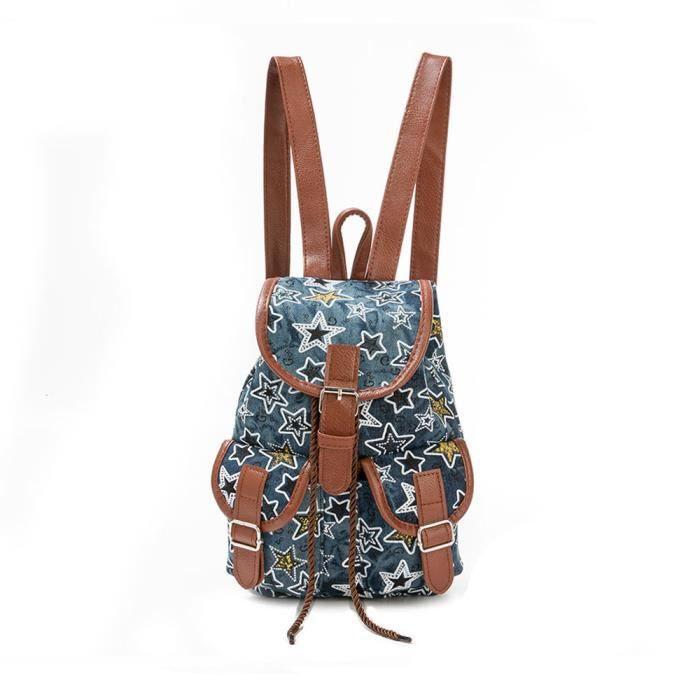 Impression De Loisirs Sac Backpack Drawstring Voyage Mode femmes Hm5425 Populaire Yhl70328189e Étoiles Deuxsuns Shopping wx0aZqIfnp