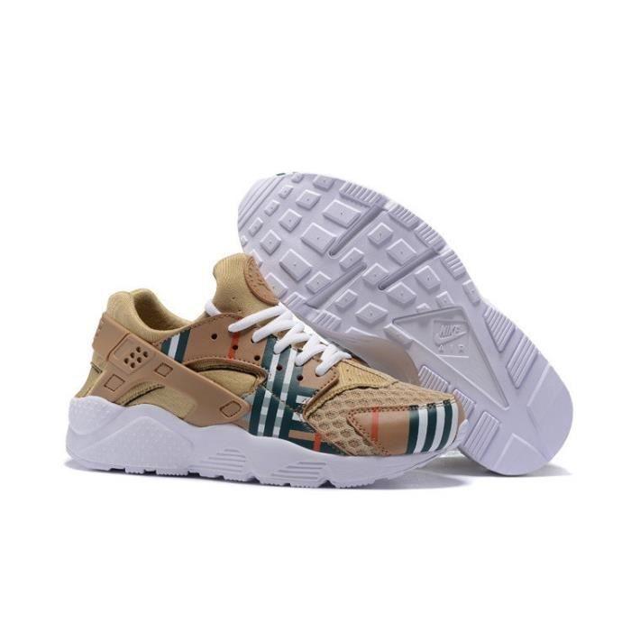 Nike Air Huarache burberry - Achat   Vente basket - Soldes  dès le 9 ... 32035757cc9f
