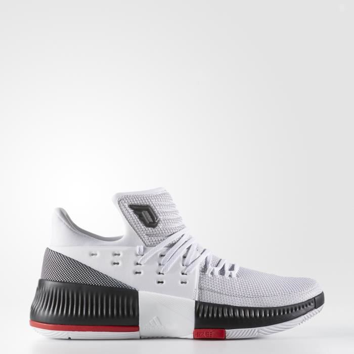 newest ba519 789fc Chaussures adidas DAME 3 RIP