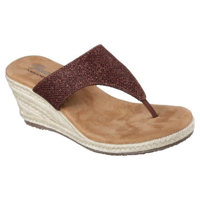 Skechers Les monarques cali des femmes prennent une sandale en forme de calin Y987W
