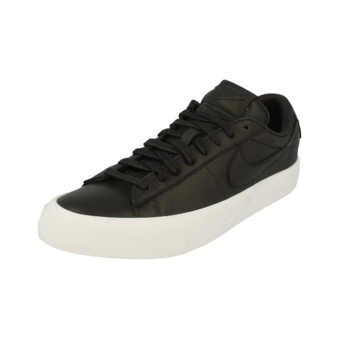 new style b126d 5c761 Nike blazer homme noir - Achat / Vente pas cher