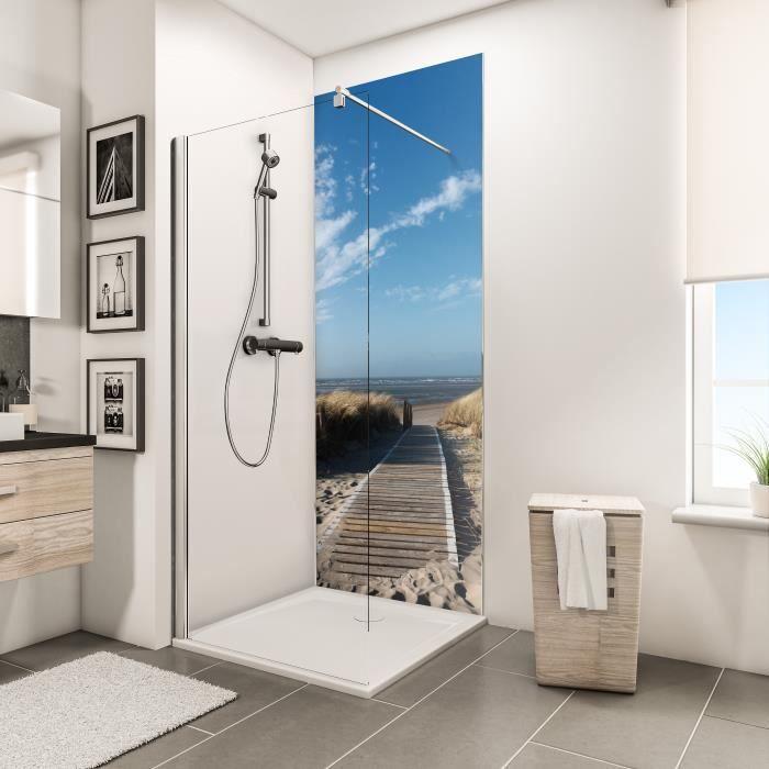 revetement mural pour douche beautiful peinture pour mur de douche peinture pour mur de douche. Black Bedroom Furniture Sets. Home Design Ideas