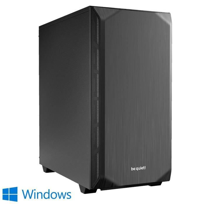 UNITÉ CENTRALE  PC Gamer, Intel i5, RTX 2060, 500Go SSD, 3To HDD,