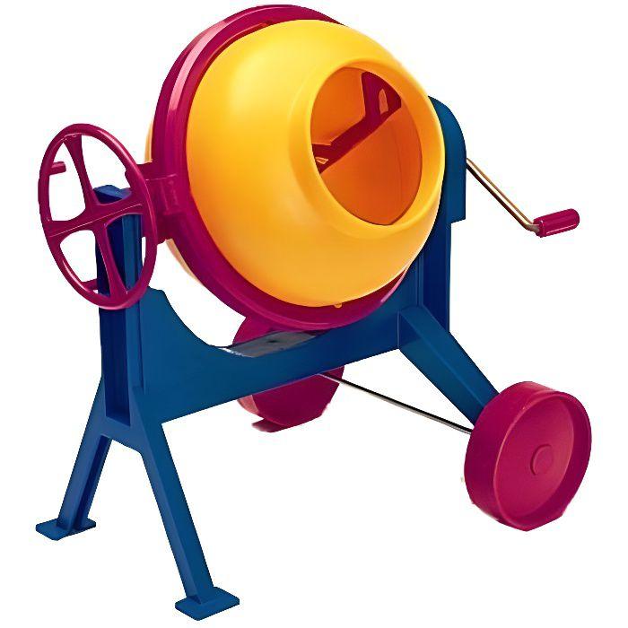 Betonniere enfant achat vente jeux et jouets pas chers - Betonniere playmobil ...
