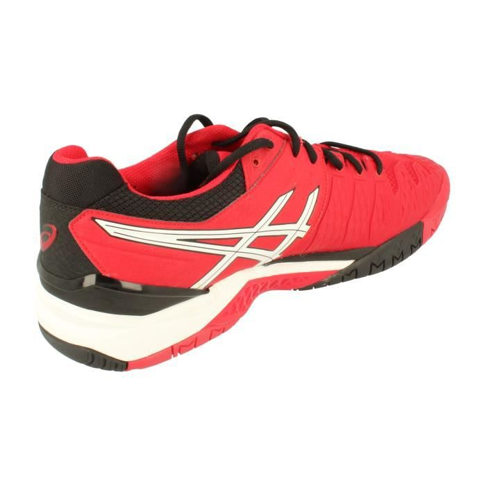 Asics Gel-Resolution 6 Hommes Running Trainers E500Y Sneakers Chaussures