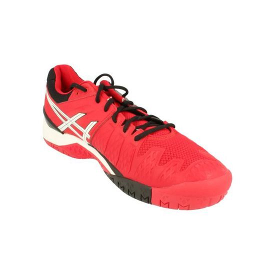 Asics Gel Resolution 6 Hommes Running Trainers E500Y Sneakers Chaussures