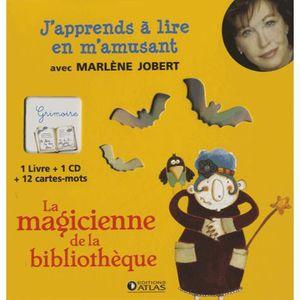 Livre 3-6 ANS La magicienne de la bibliothèque