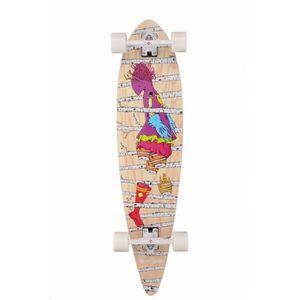 STREET SURFING Longboard Pintail 40\