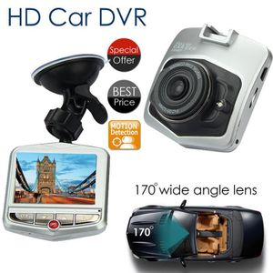 BOITE NOIRE VIDÉO Tonsee®GI55  H-6 Full HD 1080p voiture DVR caméra