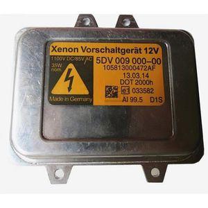PHARES - OPTIQUES Ballast Xenon Volkswagen Golf 5 et 6  5DV00900000