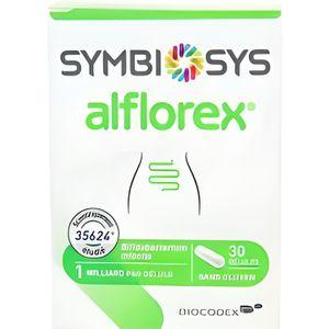 COMPLÉMENT ALIMENTAIRE BIOCODEX - SYMBIOSYS ALFLOREX - 30 gélules