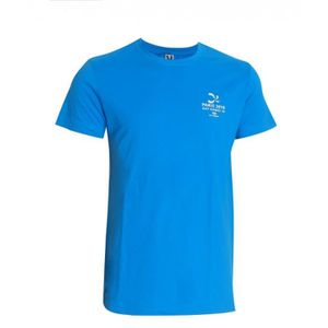 T-SHIRT T-shirt bleu logo Gay Games L Autre/Other