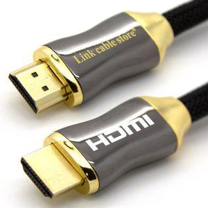 CÂBLE AUDIO VIDÉO LCS - Orion 1M - Câble HDMI 1.4 - 2.0 - 2.0 a/b -