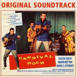 CD MUSIQUE DE FILM - BO Various Artists - Carnival Rock