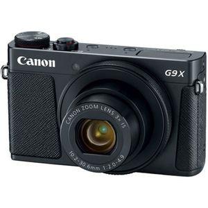 APPAREIL PHOTO COMPACT Canon PowerShot G9 X Mark II noir appareil photo n