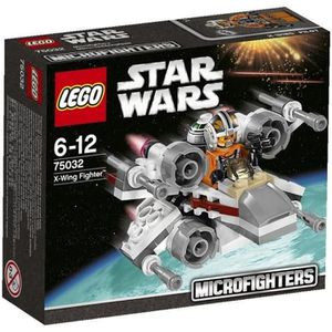 ASSEMBLAGE CONSTRUCTION LEGO Star Wars 75032 Xwing Fighter™