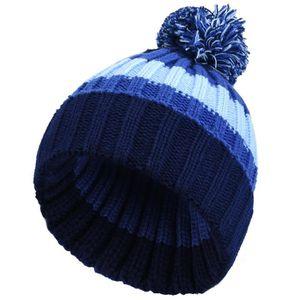 f6be0ed2cad0 BONNET - CAGOULE Vbiger Chapeau de tricot pour enfants et garçons c ...
