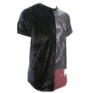 T-SHIRT Monkey Business - VELVET LION - T-shirt pour Homme
