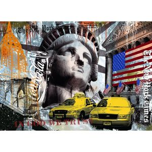 PUZZLE Puzzle 9000 pièces New York City