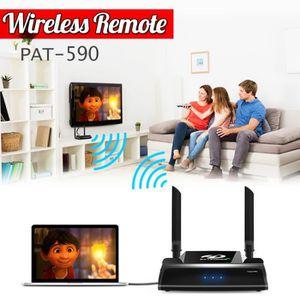 Récepteur audio Transmetteur HDMI Sans Fil AV HDMI HD TV Émetteur