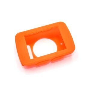 ÉTUI GPS vhbw housse en silicone orange pour appareil de na