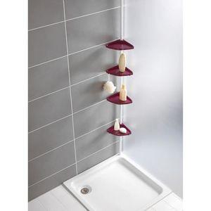 Wenko etagere de douche achat vente wenko etagere de douche pas cher cdiscount - Etagere d angle douche ...
