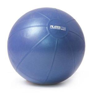 BALLON SUISSE-GYM BALL Yogistar gym ball ballon de pilates 55 cm Bleu - B