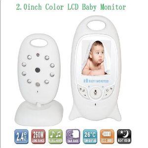 ÉCOUTE BÉBÉ BabyPhone numérique vidéo Sans fil Multifonctions