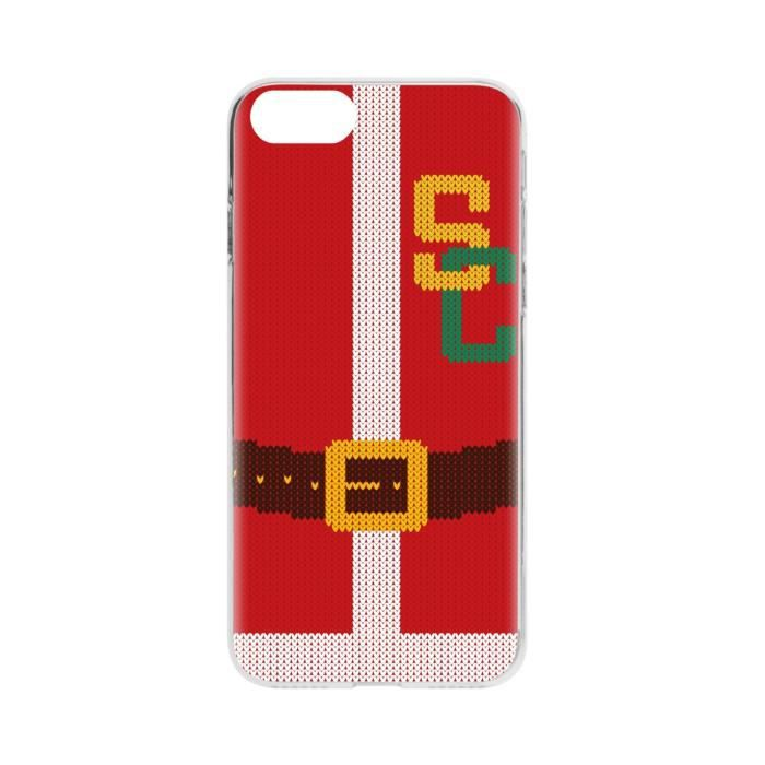 FLAVR Coque Ugly Xmas Sweater College Santa - IPhone 7