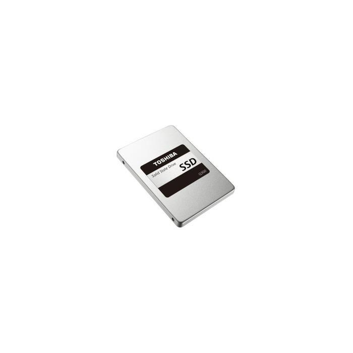TOSHIBA SSD Q300 - 480 Go - 2,5'' - SATA